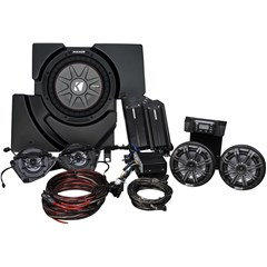 2 Speaker Kicker Kit