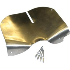 Nose Cone Block Block Off for Polaris Pro RMK