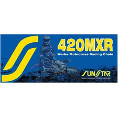 420MXR Works Motocross/Offroad Racing Chains