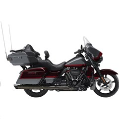 4in. Stout CVO Slip-On Mufflers