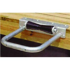 14in. Hoop Roller Pile Holders