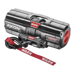 AXON 4500-RC Winch with Synthetic Rope