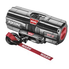 AXON 5500-S Winch with Synthetic Rope