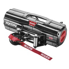 AXON 5500 Winch with Wire Rope