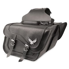 Super Black Magic Saddlebag