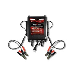 6/12 Volt 2 Amp/2 Bank Battery Charger