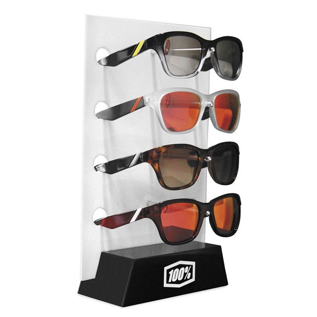 4-Piece Sunglass Display