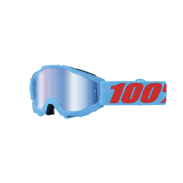 Accuri Youth Goggles Acidulous Cyan