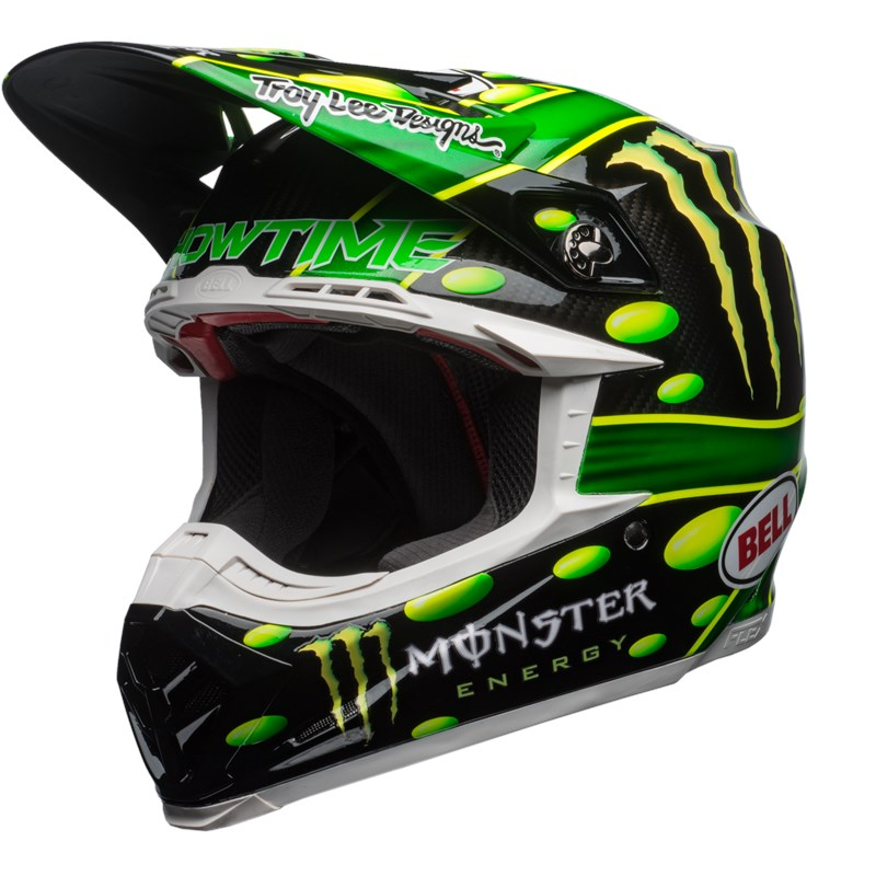 Moto-9 Flex - MC Monster Replica 18.0 Gloss