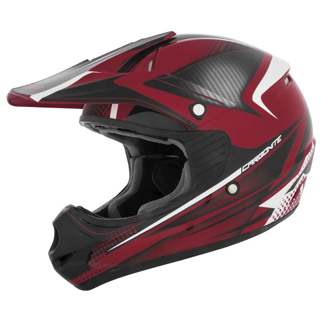 UX-23 Carbonite Youth Red