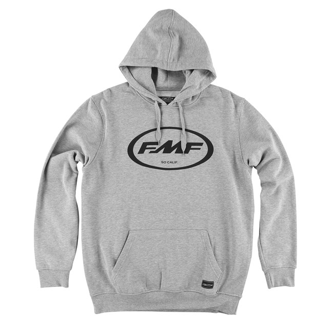 Don Pullover Hoody Grey