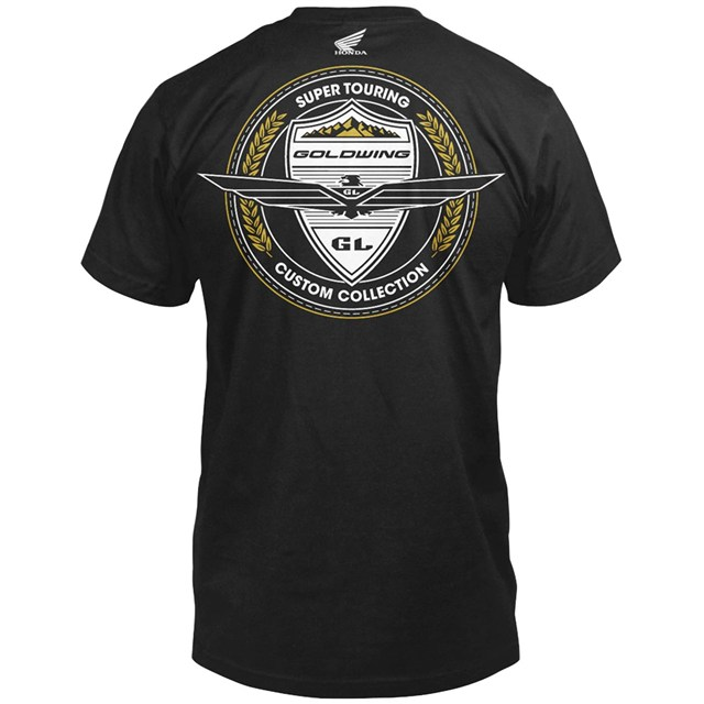Gold Wing Custom Collection Tee