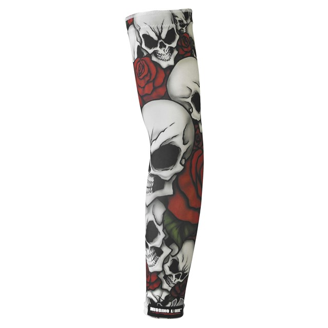 Armpro Compression Sleeves Bones N Roses