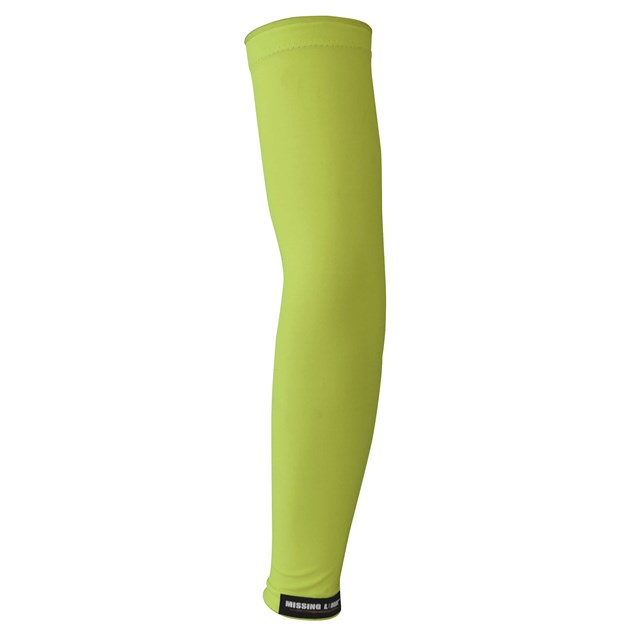 Armpro Compression Sleeves Hi-Vis Green