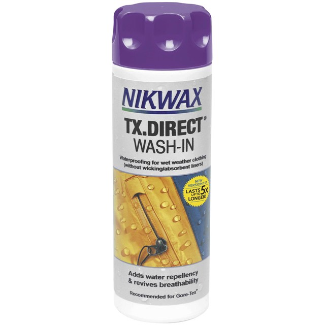 TX.Direct Wash-In