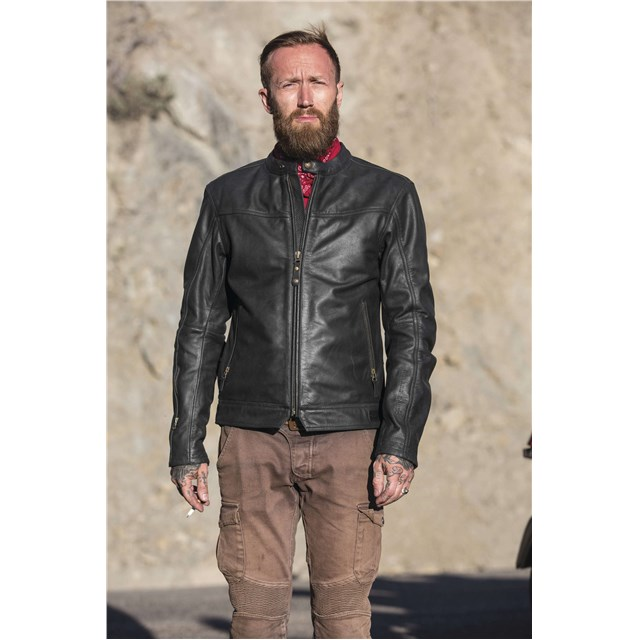 Men's Walker Leather Jacket
