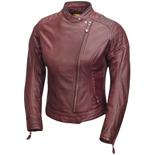 Riot Leather Jacket Women's