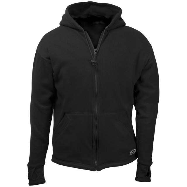 Fleece Lined Zip Hoody
