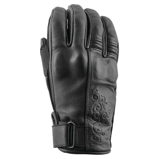 Black Heart™ Leather Gloves