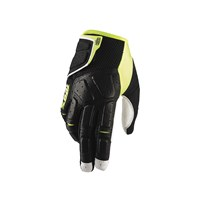Simi Gloves Black/Neon Yellow