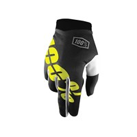iTrack Gloves Black/Yellow