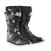 AR-1 Race Boot Black