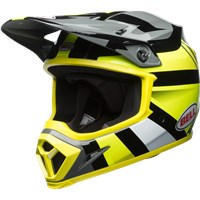 MX-9 MIPS - Gloss Hi-Viz Yellow/Black Marauder