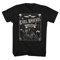 Skulls Border Men's Tee