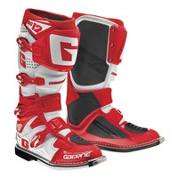 SG-12 Boots Red/White