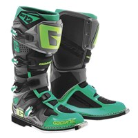 SG-12 Boots Turquoise/Lime