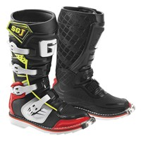 SG-J Youth Boots Red/Yellow/Black