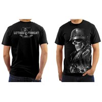 Lethal Threat® Biker From Hell T-Shirt