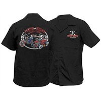 Lethal Threat® Bikes N Rods Work Shirt