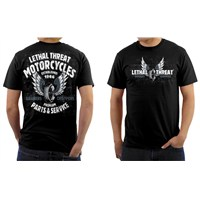 Lethal Threat® Motorcycles T-Shirt