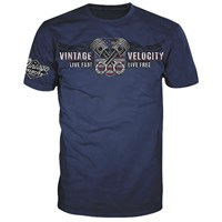 USA Racing Men's Tee