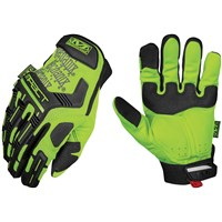 M-Pact Hi-Vis Gloves