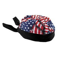 Stretch Headwrap Large Flag