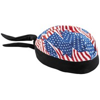 Stretch Headwrap Small Flag