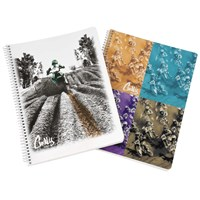 Cudby 8x10 Spiral Notebooks