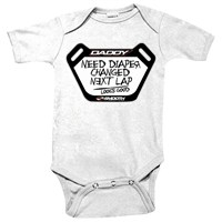 Dad's Pit Board MX Romper