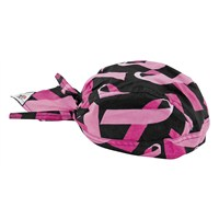 Breast Cancer Awareness Flydanna Ribbon/Black