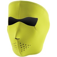 Full Face Neoprene® Hi-Vis Lime
