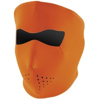 Full Face Neoprene® Hi-Vis Orange
