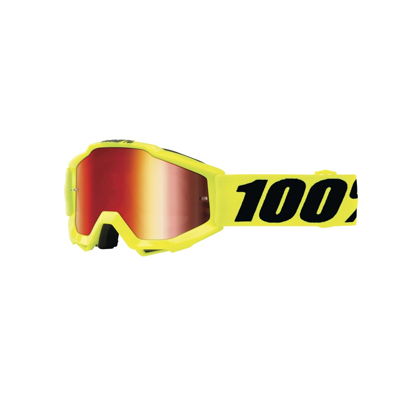 Accuri Youth Goggles Fluorescent Yellow