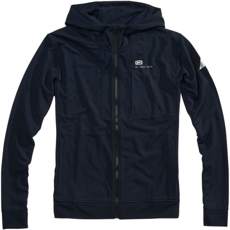 Fleece Zip Regent Hoodies