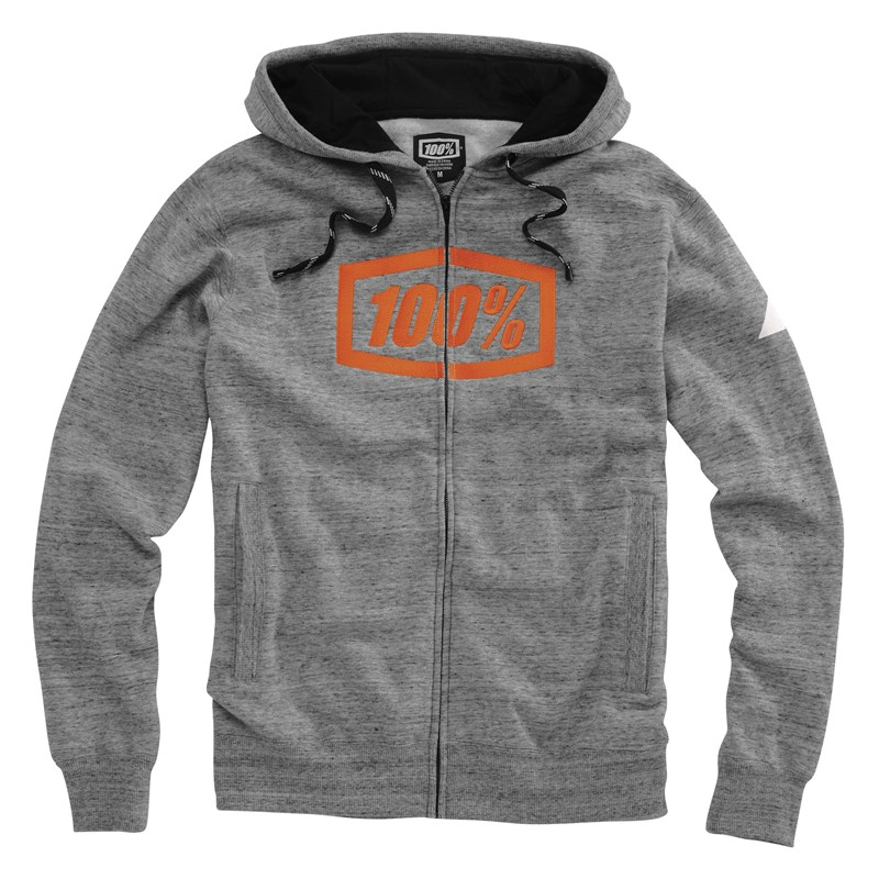 Syndicate Men's Zip Hoody