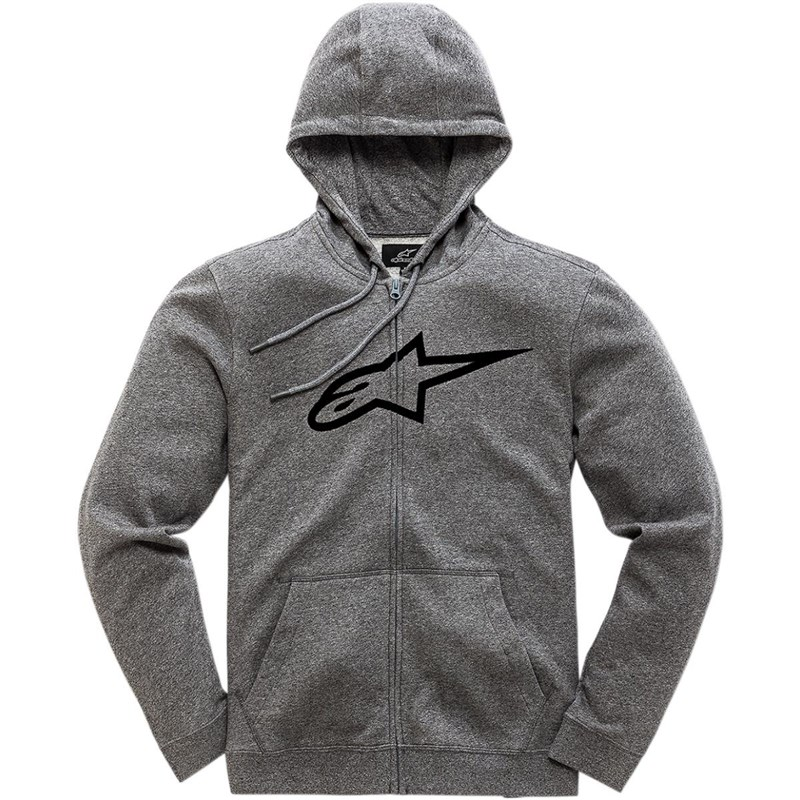 Ageless II Fleece Zip-Front Hoodies