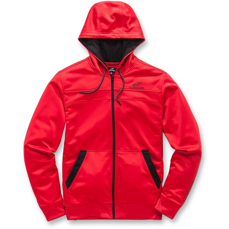 Freeride Fleece Front Zip Hoody