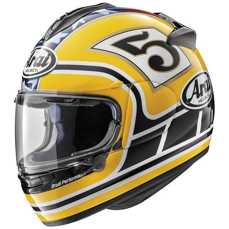 DT-X Edwards Legend Helmet