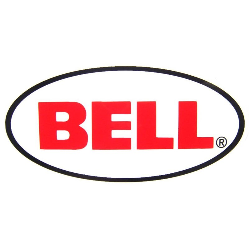 Bell Oval Stickers
